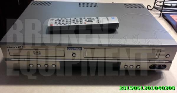 Samsung DVD/VCR
