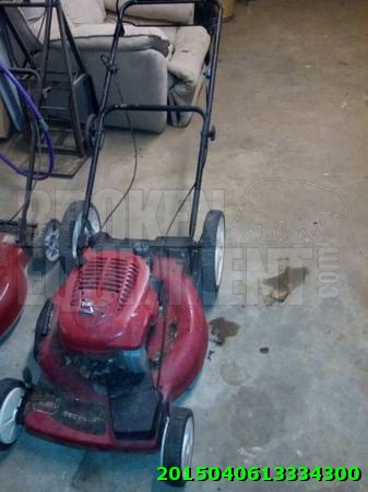 Toro Lawn Mower