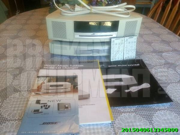 Bose Wave Music System