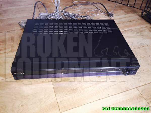 Sony Surround System