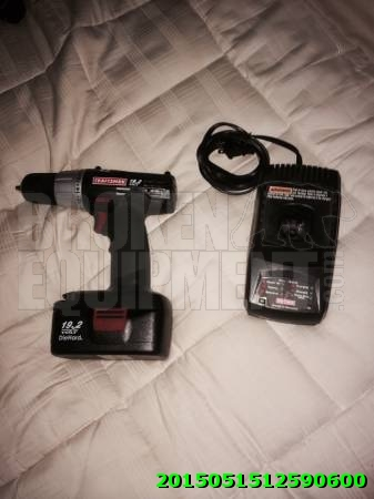 Craftsman power Drill