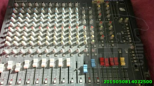 Multi-Channel Mixer