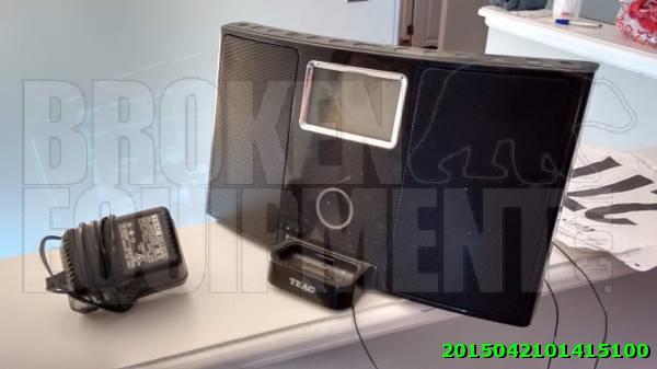 iPod Dock Stereo