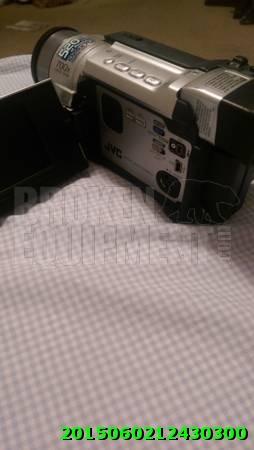JVC Video Camera