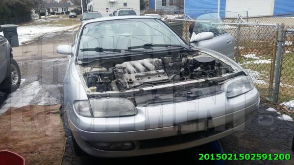 1995 Mazda MX6