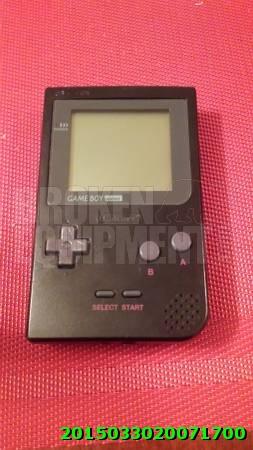 Nintendo game boy pocket