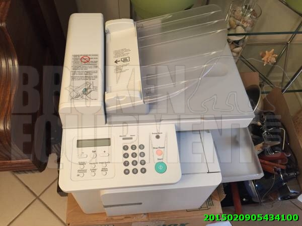 Canon D340 printer