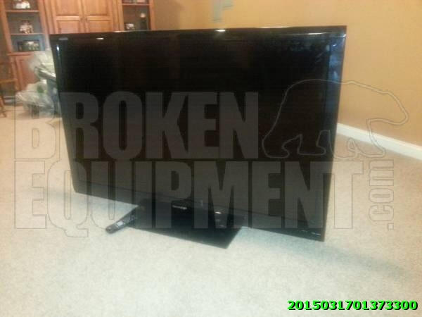 Sharp Equos LCD TV