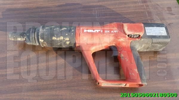 Power Actauated Gun