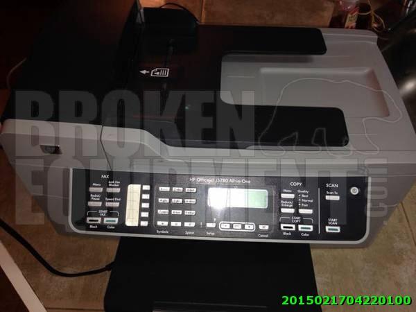 HP 3 in 1 Printer