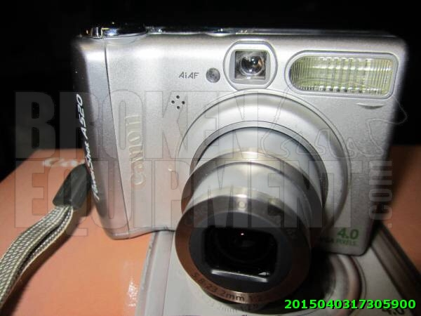 Canon A520 Digital Camera
