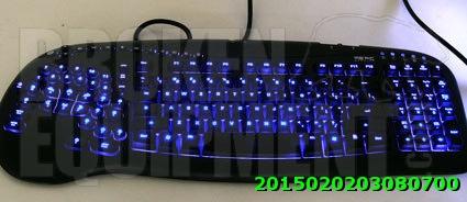 Broken Gaming Keyboard