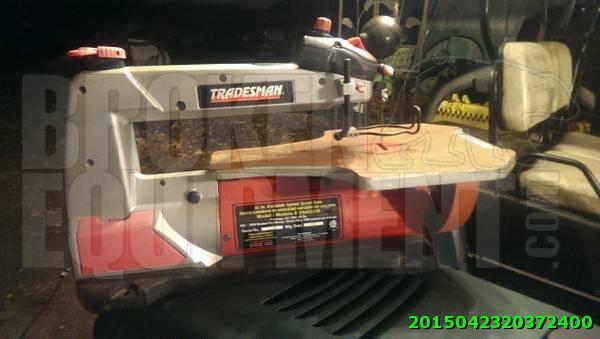 Tradesman Scrollsaw