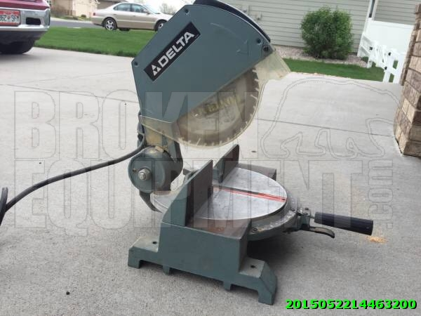 Delta Power Miter Saw