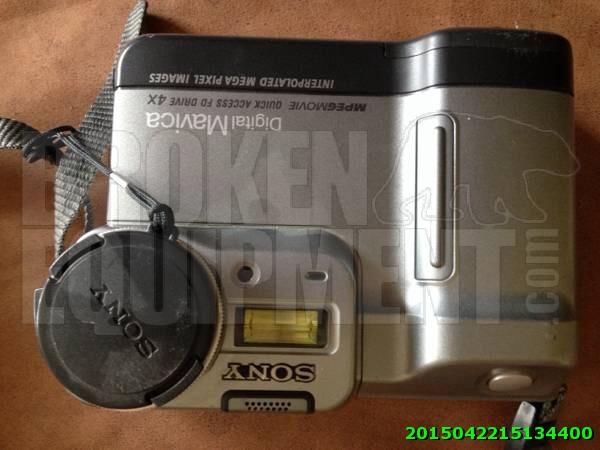 Sony Mavica Camera