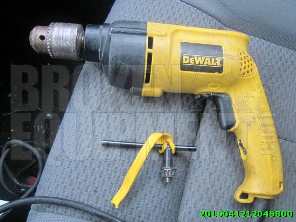 Dealt Hammer Drill