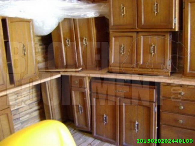 Kitchen Cabinets Missing Pcs