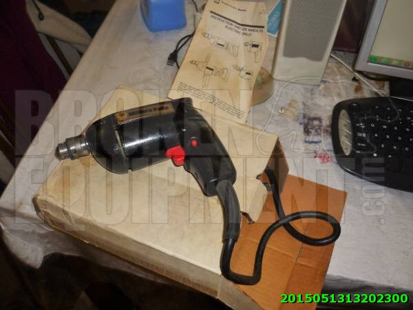 Power drill
