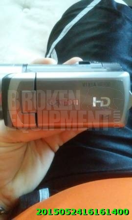Canon HD Video Camera