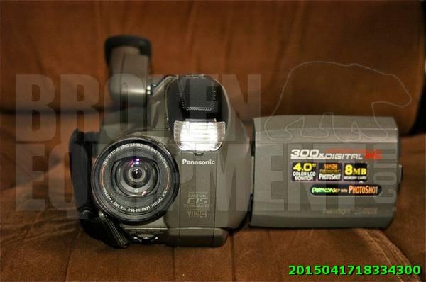 Panasonic Video Camera