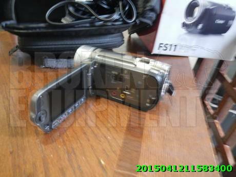 Canon Camcorder