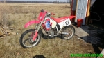 1986 Honda CR250 DirtBike