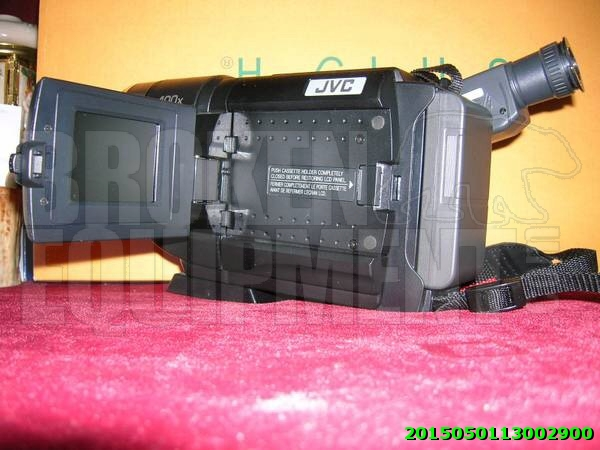 JVC Compact CamCorder