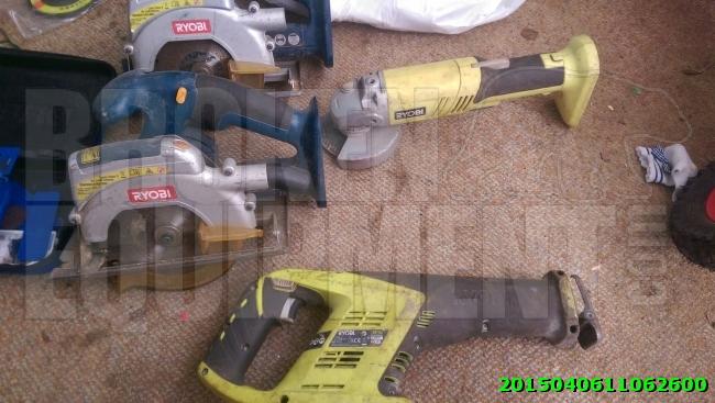 ryobi power tools