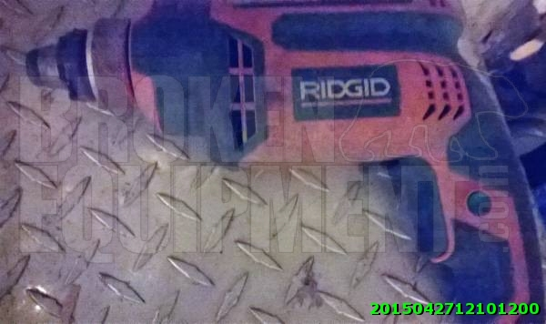 Rigid Power Drill