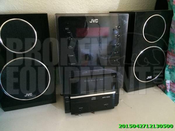 JVC Stereo