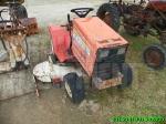 Kubota G-5200 lawn tractor