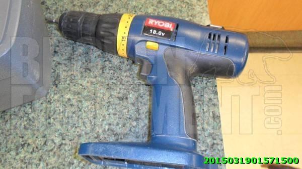 Ryobi Power Drill