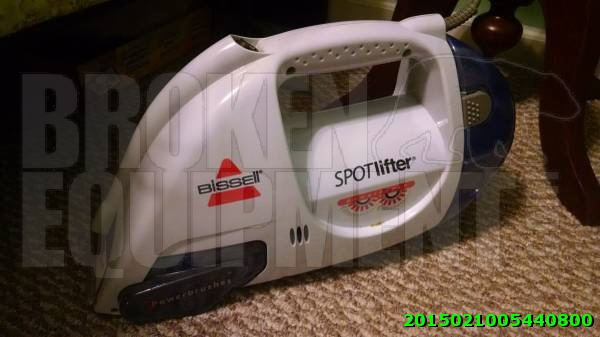 Bissell Carpet Spot Cleaner