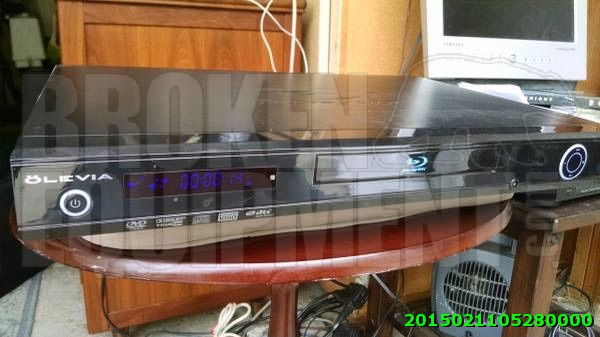 Olivia blu  Ray disc player