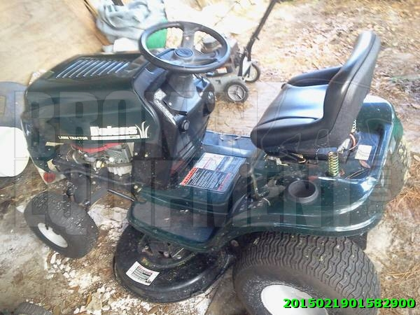 Riding Lawn Mower