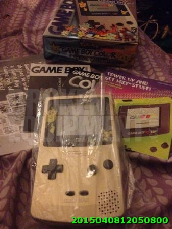 Pokemon Gameboy Console