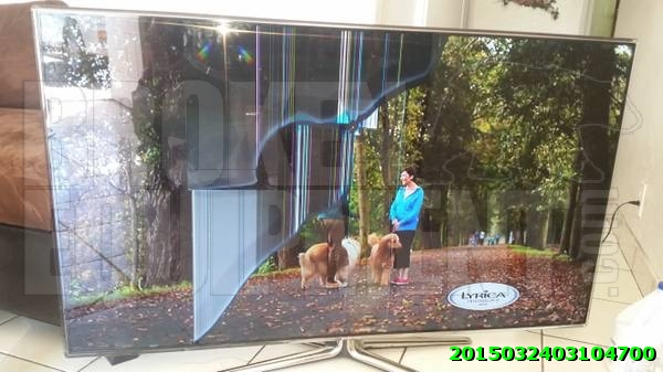55 Samsun smart tv