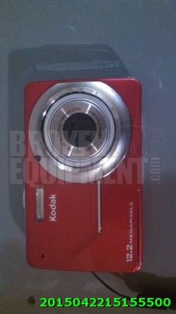 Kodak Red Easy camera