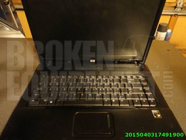Black HP Labtop
